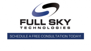SCHEDULE A FREE CONSULTATION TODAY! Full Sky Logo